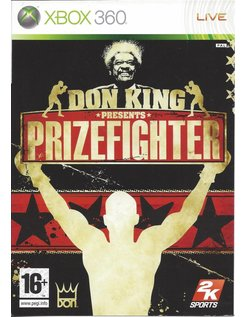 DON KING PRESENTS PRIZEFIGHTER for Xbox 360
