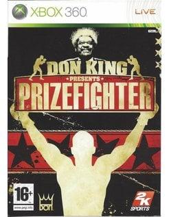 DON KING PRESENTS PRIZEFIGHTER für Xbox 360