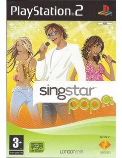 SINGSTAR POP für Playstation 2 PS2