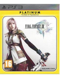 FINAL FANTASY XIII (13) PLATINUM für Playstation 3 PS3