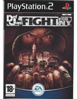 DEF JAM FIGHT FOR NY für Playstation 2 PS2
