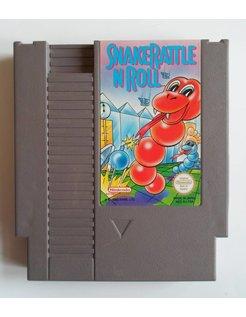 SNAKE RATTLE N ROLL for Nintendo NES