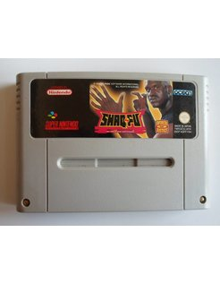 SHAQ FU for SNES Super Nintendo