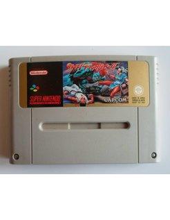 STREET FIGHTER II (2) for SNES Super Nintendo
