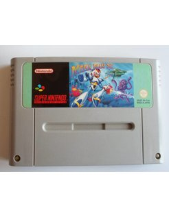 MEGA MAN X for SNES Super Nintendo