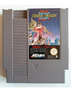 DOUBLE DRAGON II (2) for Nintendo NES
