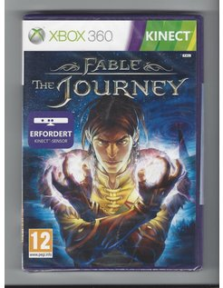 FABLE THE JOURNEY - NEU IN SEAL für Xbox 360