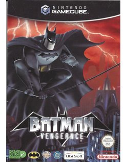 BATMAN VENGEANCE for Nintendo Gamecube