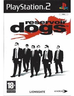 RESERVOIR DOGS voor Playstation 2 PS2