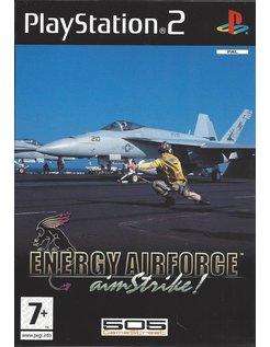 ENERGY AIRFORCE AIM STRIKE für Playstation 2 PS2