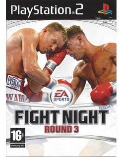 FIGHT NIGHT ROUND 3 für Playstation 2 PS2