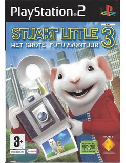STUART LITTLE 3 HET GROTE FOTO-AVONTUUR für Playstation 2 PS2