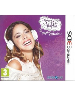 DISNEY VIOLETTA RHYTHM AND MUSIC for Nintendo 3DS