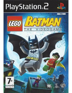 LEGO BATMAN THE VIDEO GAME für Playstation 2 PS2