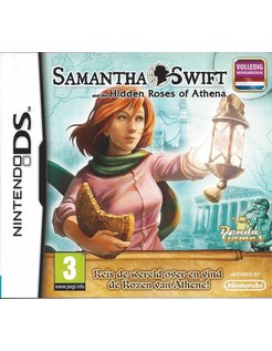 SAMANTHA SWIFT AND THE HIDDEN ROSES OF ATHENA for Nintendo DS