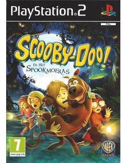 SCOOBY-DOO EN HET SPOOKMOERAS (SPOOKY SWAMP) für Playstation 2 PS2