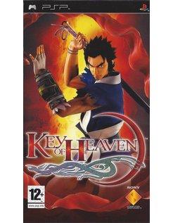 KEY OF HEAVEN for PSP