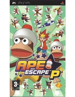 APE ESCAPE P for PSP