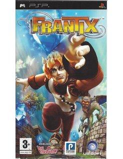 FRANTIX for PSP