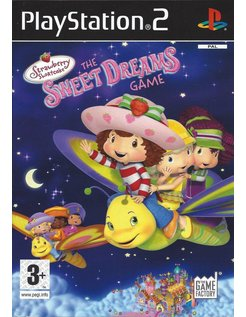 STRAWBERRY SHORTCAKE THE SWEET DREAMS for Playstation 2 PS2