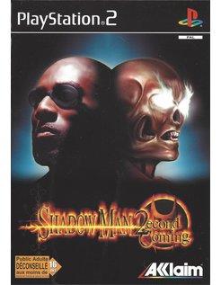 SHADOW MAN 2ECOND COMING für Playstation 2 PS2