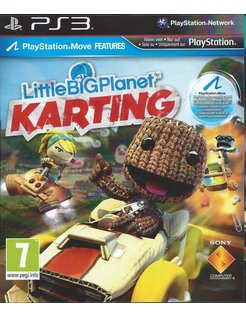 LITTLE BIG PLANET KARTING voor Playstation 3 PS3