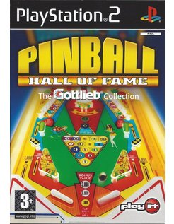 PINBALL HALL OF FAME für Playstation 2 PS2