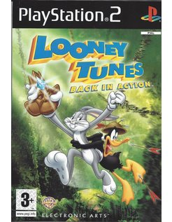 LOONEY TUNES BACK IN ACTION for Playstation 2 PS2
