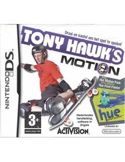 TONY HAWK'S MOTION for Nintendo DS