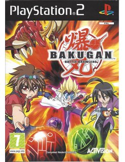 BAKUGAN BATTLE BRAWLERS for Playstation 2 PS2