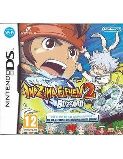 INAZUMA ELEVEN 2 BLIZZARD voor Nintendo DS