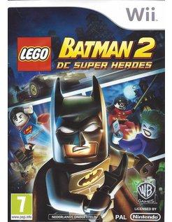 LEGO BATMAN 2 DC SUPER HEROES für Nintendo Wii
