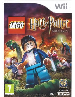 LEGO HARRY POTTER (5-7) for Nintendo Wii