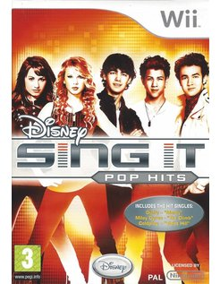DISNEY SING IT POP HITS für Nintendo Wii