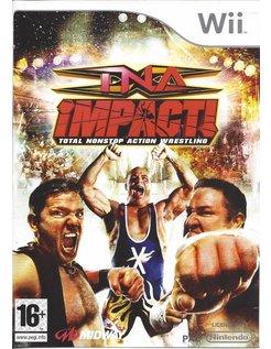 TNA IMPACT TOTAL NONSTOP ACTION WRESTLING for Nintendo Wii