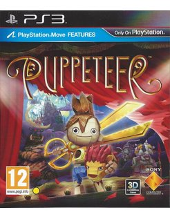 PUPPETEER for Playstation 3 PS3