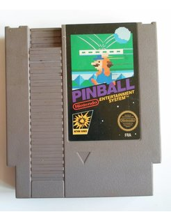 PINBALL for Nintendo NES