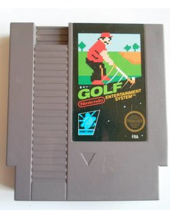 GOLF for Nintendo NES