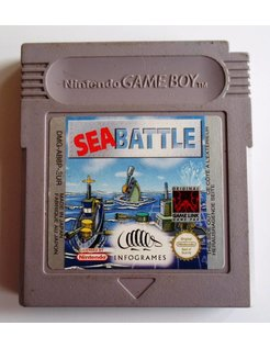 SEA BATTLE for Nintendo Game Boy
