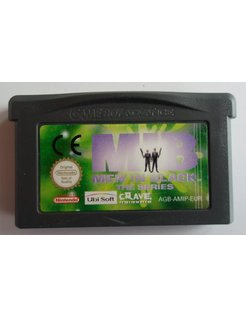 MIB MEN IN BLACK THE SERIES for Game Boy Advance GBA