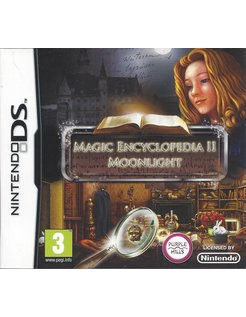 MAGIC ENCYCLOPEDIA II MOONLIGHT for Nintendo DS