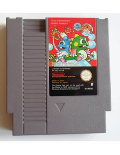 BUBBLE BOBBLE for Nintendo NES