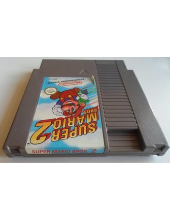 SUPER MARIO BROS 2 for Nintendo NES