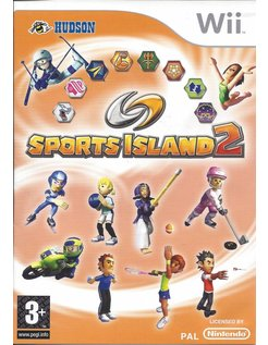 SPORTS ISLAND 2 for Nintendo Wii