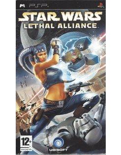 STAR WARS LETHAL ALLIANCE for PSP