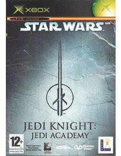 STAR WARS JEDI KNIGHT JEDI ACADEMY for Xbox