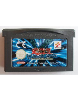 YU-GI-OH WORLDWIDE EDITION - STAIRWAY TO THE DESTINED DUEL for Game Boy Advance GBA