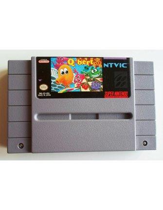 Q*BERT 3 for SNES Super Nintendo