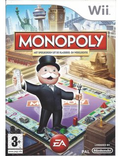 MONOPOLY for Nintendo Wii