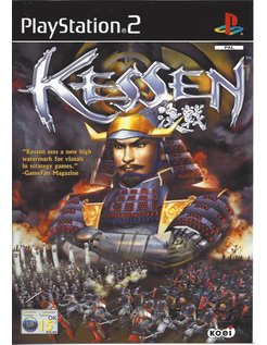 KESSEN for Playstation 2 PS2